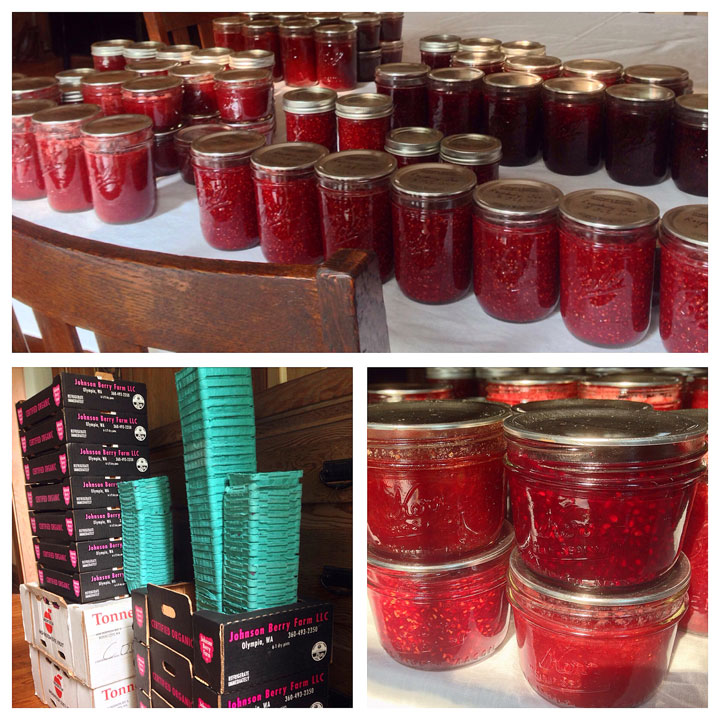 Home canning photo by Chandler O'Leary