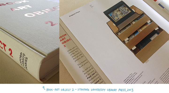 "Feature on ""Local Conditions"" by Chandler O'Leary in ""Book Art Object"""