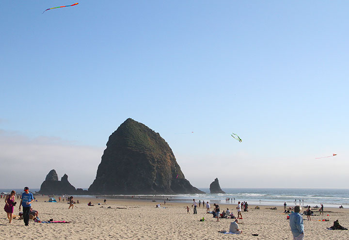 Cannon Beach photo by Chandler O'Leary