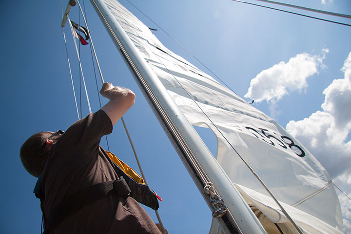 Tacoma sailing photo by Chandler O'Leary