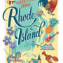 Rhode Island card from the 50 States series illustrated and hand-lettered by Chandler O'Leary